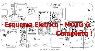 Esquema Eletrico Moto G 1