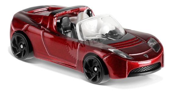 Hot Wheels - Tesla Roadster With Starman - Fyd29