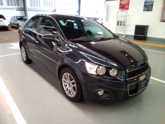 Chevrolet Sonic 2016 4 Pts. Ta F