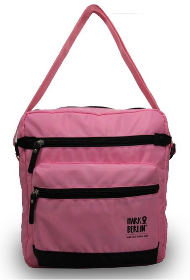 Bolso Cartera Mark Berlin Original Urbano Lisos Mb-467