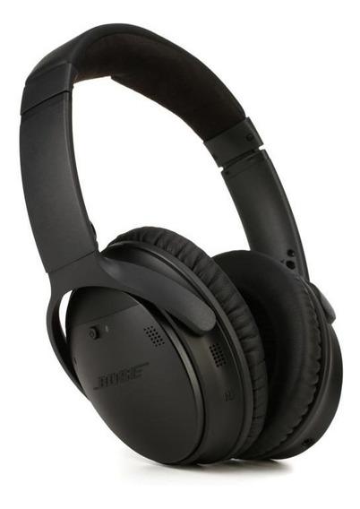 Fone De Ouvido Bose Quietcomfort 35 Com Bluetooth
