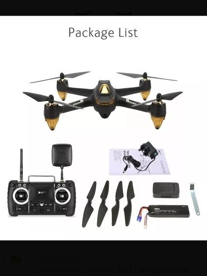 Drone Hubsan H501ss X4 Câmera Full Hd Novo Só Tirei Pra Test