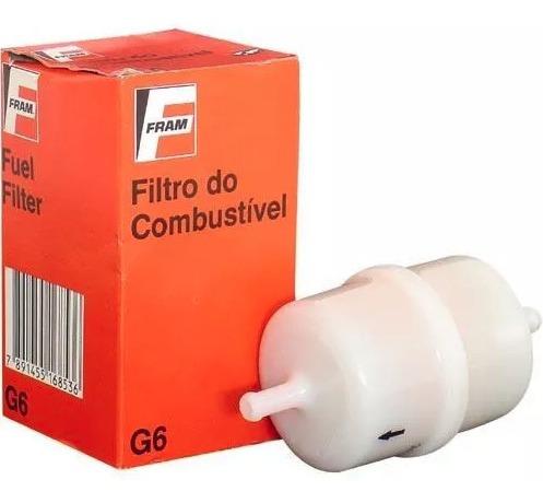 Filtro Combustivel Fusca 1974 A 1978 G6