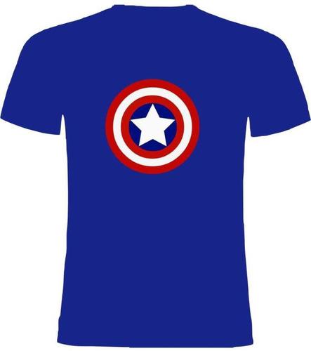 Capitán América  Camiseta