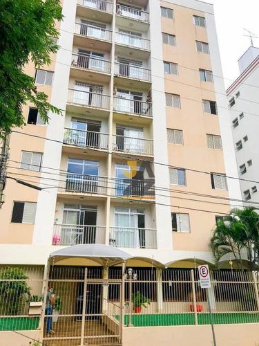 Apartamento Com 2 Dormitórios À Venda, 70 M² Por R$ 235.000,00 - Centro - Piracicaba/sp - Ap6936