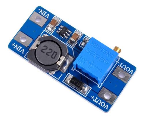 Convertidor Dc-dc Boost Elevador Tension Step Up Mt3608 2a