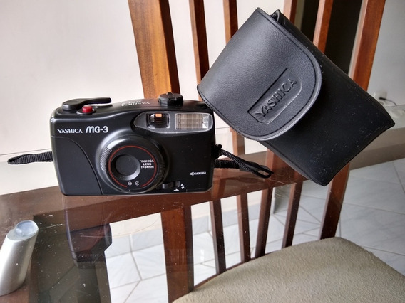 Câmera Fotograficas Yashica