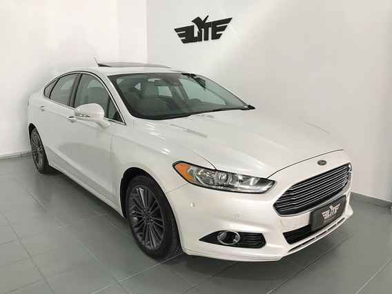 Ford Fusion 2.0 16v 4p Ecoboost Titanium Awd