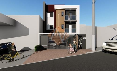 Imagem 1 de 8 de Apartamento Na Vila Carrão, 45 M², 02 Dormitórios, 1 Vaga, R$ 280.000,00 - 2547