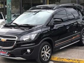 Chevrolet Spin 1.8 Activ Ltz 7as At 105cv 2017