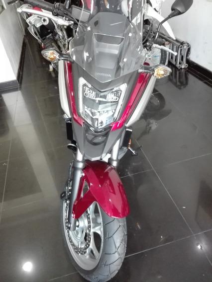 Honda Nc 750x En Motolandia!!!
