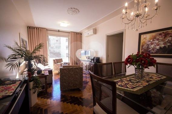 Apartamento Com 3 Dormitórios No Rio Branco - 28-im437454