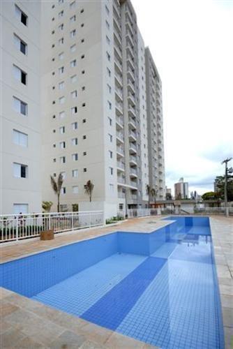 Apartamento À Venda Em Vila Industrial - Ap008018