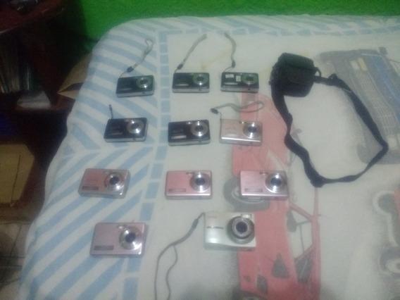 Lote 11 Câmeras Para Revenda Barato Vendo Separado Tbm