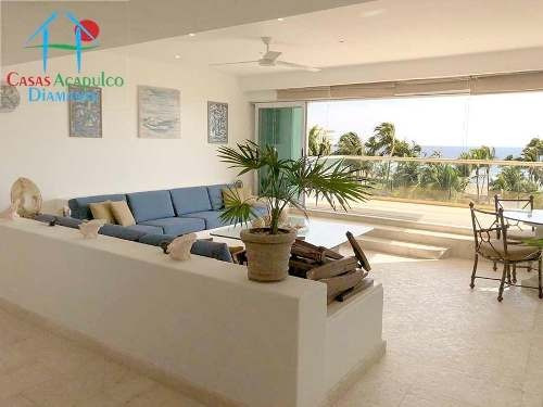 Cad Club Playamar I 6-401 Terraza Con Vista Al Mar