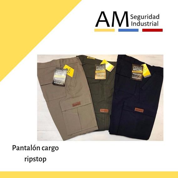 Pantalon Cargo Ripstop Pampero Antidesgarro