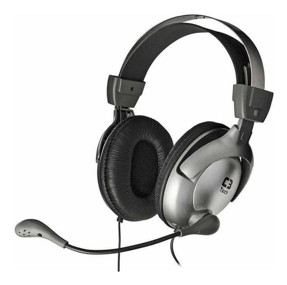 Headphone Gamer Raptor C3tech Mi2870rs Blister Novo 0km