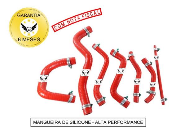 Kit Mangueiras Água Silicone Radiador Vw Ap 8v Gol Quadrado