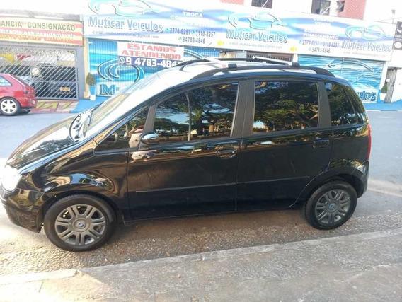 Fiat Idea Elx 1.4 Flex 2007 R$16.900 S/entrada