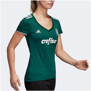 Camisa Palmeiras Feminina 2018 Oficial