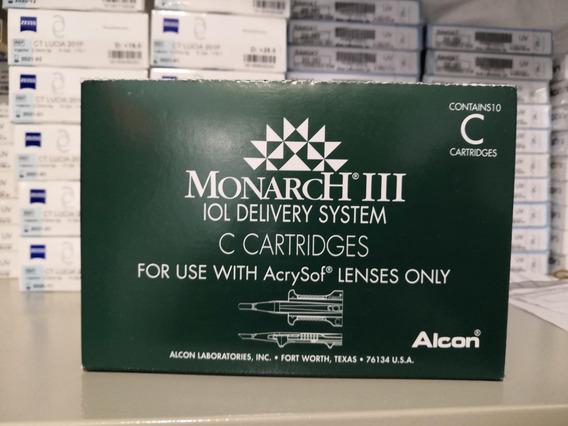 Cartucho C Monarch Alcon Lentes Acrysof Caja Cartridges