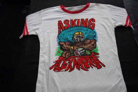 Camiseta Asking Alexandria Importada Rock Activity Talla Xl