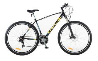 Bicicleta Mountain Bike Rodado 29 Futura Lynce Negra