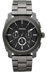Relógio Fossil Machine Fs4662