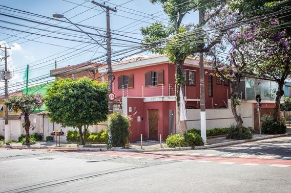 Casa Com 3 Dormitórios À Venda, 210 M² Por R$ 1.300.000 - Planalto Paulista - São Paulo/sp - Ca1013