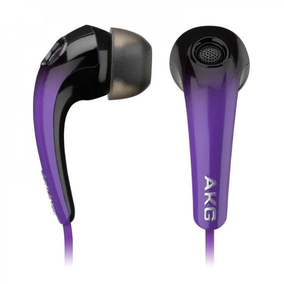 Audífonos Akg K 328, In Ear Purpura