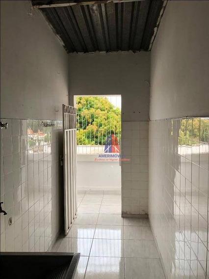 Apartamento Com 2 Dormitórios Para Alugar, 96 M² Por R$ 850/mês - Conserva - Americana/sp - Ap0749