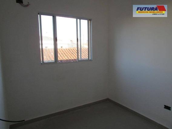 Casa Com 2 Dormitórios À Venda, 45 M² Por R$ 199.000,00 - Vila Cascatinha - São Vicente/sp - Ca0404