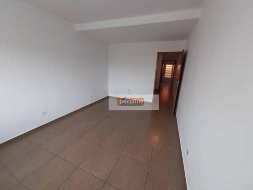 Imagem 1 de 17 de Sobrado Com 2 Dormitórios À Venda, 111 M² Por R$ 350.000,00 - Cidade São Jorge - Santo André/sp - So2720