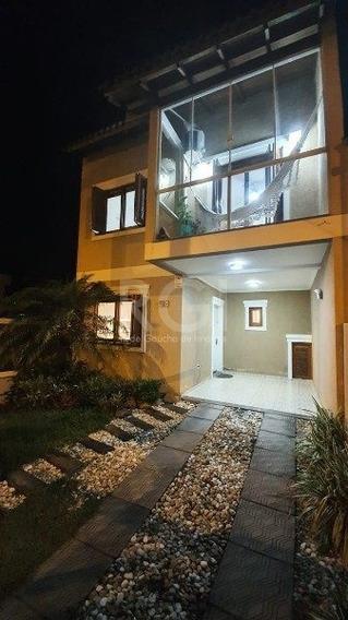 Casa Em Lagos De Nova Ipanema Com 3 Dormitórios - Mi11486