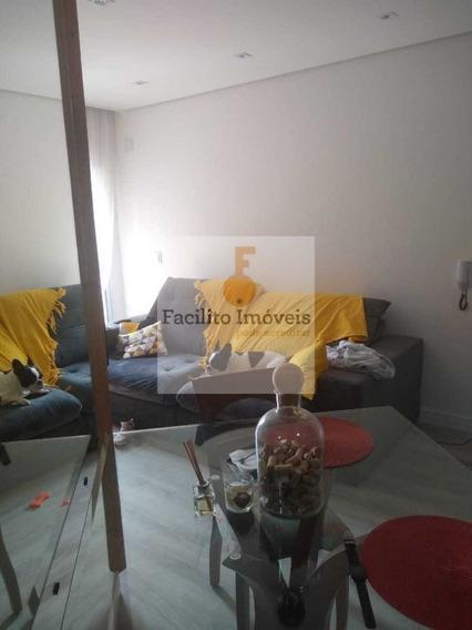 Apartamento A Venda No Jardim Marajoara, Nova Odessa-sp - 33387