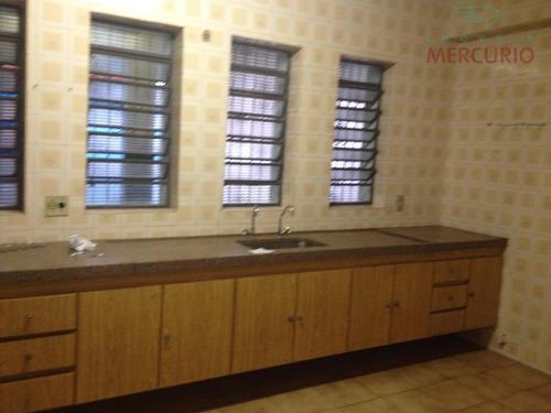 Imagem 1 de 30 de Casa À Venda, 400 M² Por R$ 600.000,00 - Centro - Bauru/sp - Ca1412