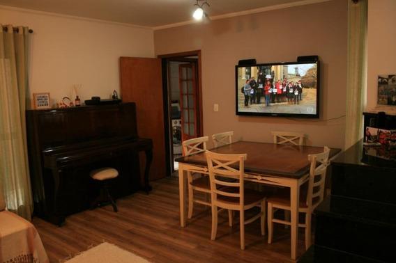 Casa Para Venda Em São Paulo, Cambuci, 3 Dormitórios, 1 Suíte, 2 Banheiros, 2 Vagas - Af3826v49164