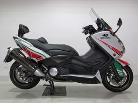 Yamaha Tmax 500 - 2014 Branco - Baixo Km