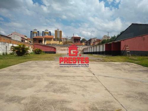 Imagem 1 de 1 de Terreno-locação-jardim Ana Maria-sorocaba - Sttc00075