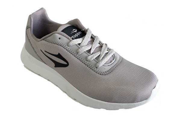 Deportiva Gris Topper Ultra Light 85025