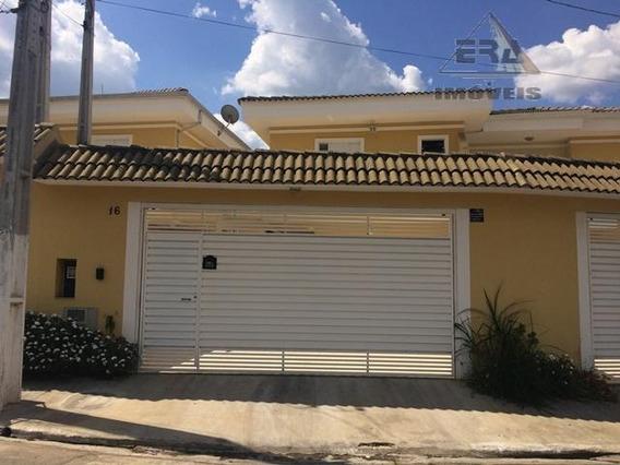 Sobrado Residencial À Venda, Jordanópolis, Arujá. - So0218