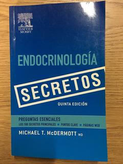 Secretos Endocrinología 5a Edición