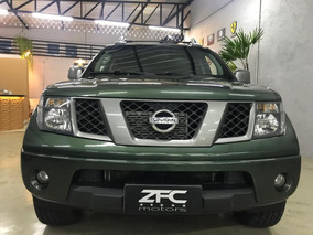 Nissan Frontier 2.5 Se Attack Cab. Dupla 4x4 4p - Impecável
