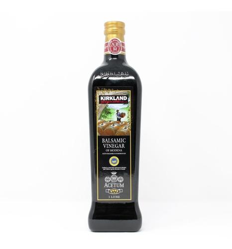 Imagen 1 de 5 de Vinagre Balsamico De Modena Kirkland Signature Sano Divino