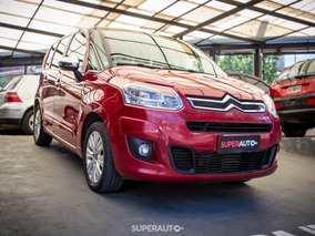 Citroën C3 Picasso 1.6 Exclusive Vti 115cv Pack