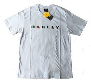 Kit 5 Camisas Surf Wear Oakley E Marcas Diversas Tops