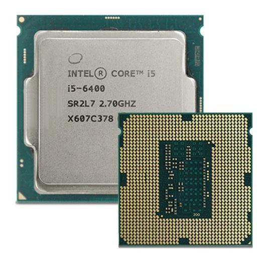 Processador Intel 1151 I5 6400 Oem