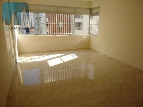Apartamento Para Alugar No Bairro Barra Funda Em Guarujá - - 336-2