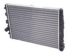 Radiador Água Gol Motor Ap 1.6 95/... Com Arcondicionado