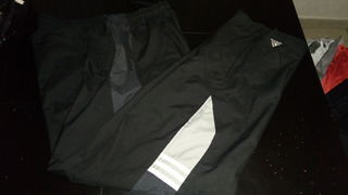 Pants adidas Rompevientos Año 2003 Extra Grande